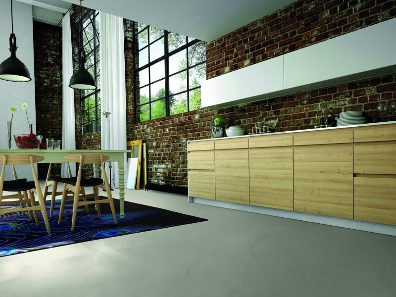 Gdy liczy się czas i efekt, fot. Posadzki dekoracyjne Weber 4650 Design Color. /materiały prasowe