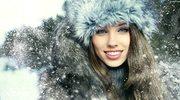 Gdy łupież pojawia się zimą…