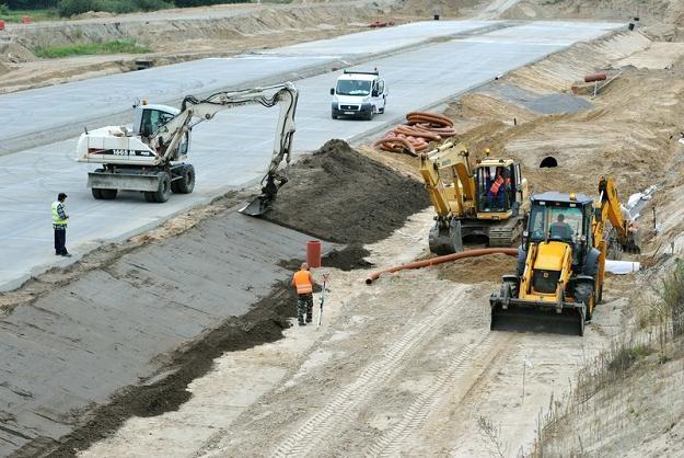 Gdy skończy się obecny boom, budowy staną / Fot: Tomasz Gawalkiewicz /Reporter