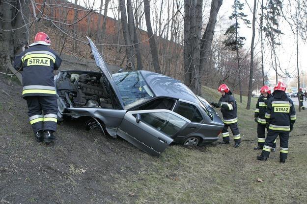 Gdy sprawca ucieknie możemy mieć problem / Fot: Tomasz Radzik /Agencja SE/East News