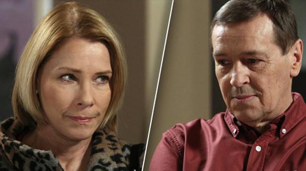 Gdy wiadomość o nagłym wzbogaceniu się byłego męża dotrze do Joli zaczną się problemy... /www.barwyszczescia.tvp.pl/
