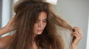 Gdy włosy mocno się plączą