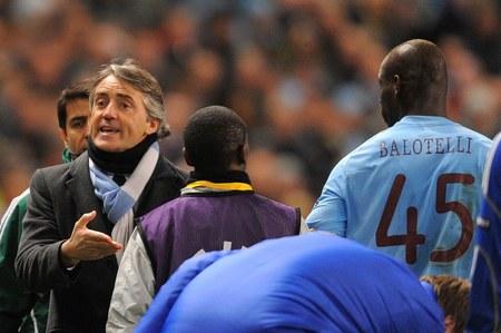 """""""Gdyby Balotelli był moim synem, skopałbym mu tyłek!"""""""