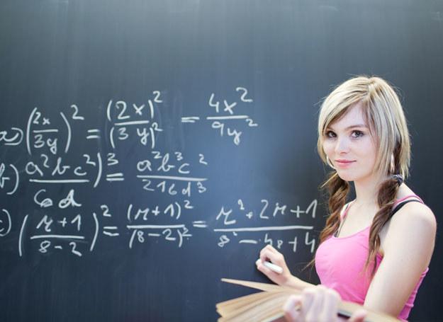 Gdyby chociaż zaczęła się lepiej uczyć... /© Panthermedia