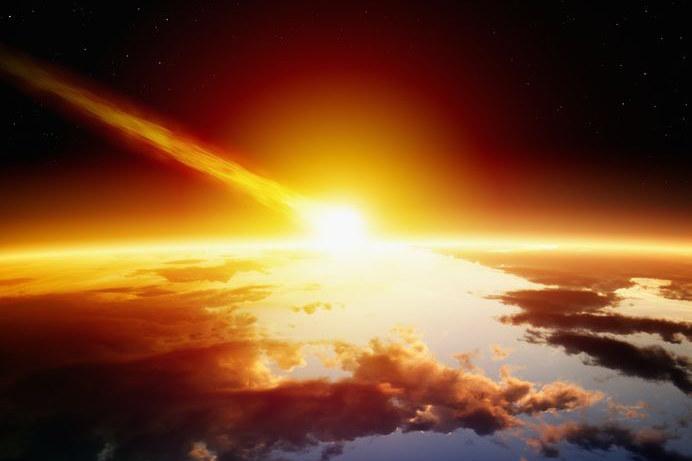 Gdyby doszło do zderzenia z asteroidą Apophis, wyzwoliłoby to energię równą sile wybuchu 65 tysięcy bomb atomowych. /123RF/PICSEL