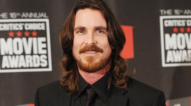 """Gdyby nie aktorstwo, prawdopodobnie bym zwariował"""" - przekonuje Bale / fot. Jason Merritt /Getty Images/Flash Press Media"""