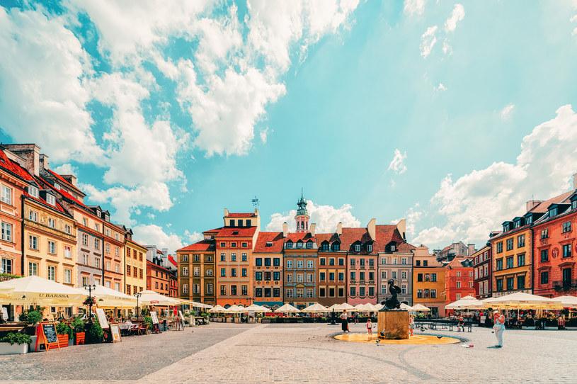 Gdyby nie było Dekretu Bieruta nie byłoby też odbudowy Warszawy... /123RF/PICSEL