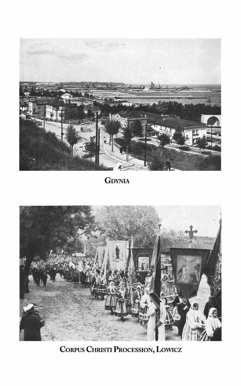 Gdynia oraz procesja Bożego Ciała w Łowiczu na zdjęciach Bernarda Newmana /materiały prasowe