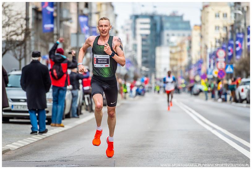 Gdynia Półmaraton 2019 /Sport Revolution /materiały promocyjne