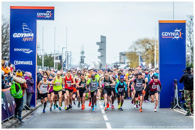 Gdynia Półmaraton 2019 /Sport Evolution /materiały promocyjne