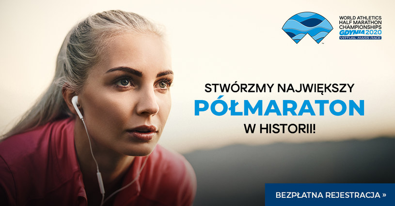 Gdynia Półmaraton /Sport Evolution /materiały prasowe