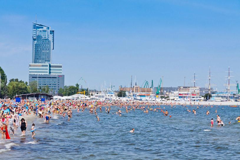 Gdynia przyciąga turystów /123RF/PICSEL