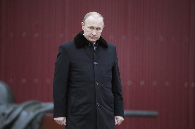Gdzie jest Putin? Od tygodnia nie pojawia się publicznie