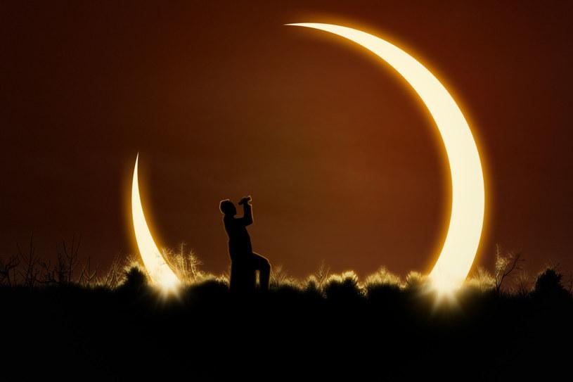 Gdzie oglądać zaćmienie Słońca w Polsce? /123RF/PICSEL