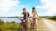 Gdzie się wybrać na wycieczkę rowerową  z rodziną