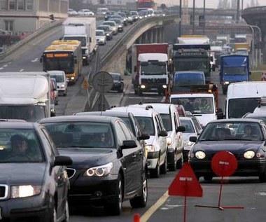 Gdzie w Polsce są największe drogowe korki?