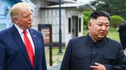 Gdzie zniknął Kim Dzong Un? Donald Trump przerywa milczenie