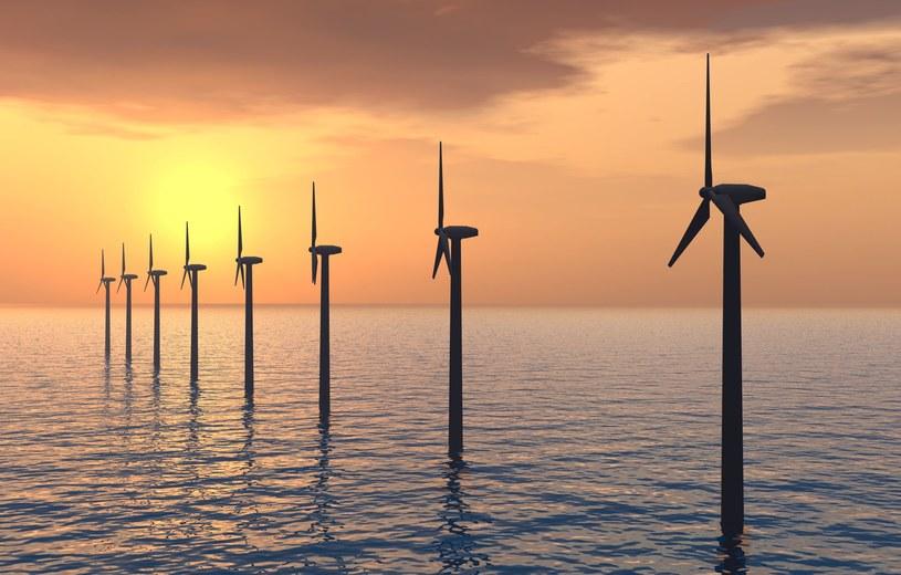 Gdzie zostaną przyłączone powstające farmy offshore? /123RF/PICSEL