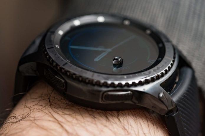 Gear S3 frontier /materiały promocyjne