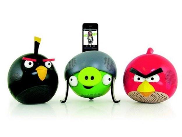 GEAR4 - Głośniki Angry Birds /materiały prasowe