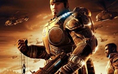 Gears of War 2 - fragment okładki /Informacja prasowa