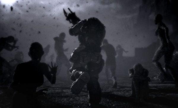 Gears of War 3 - jeden z pierwszych screenów /Informacja prasowa