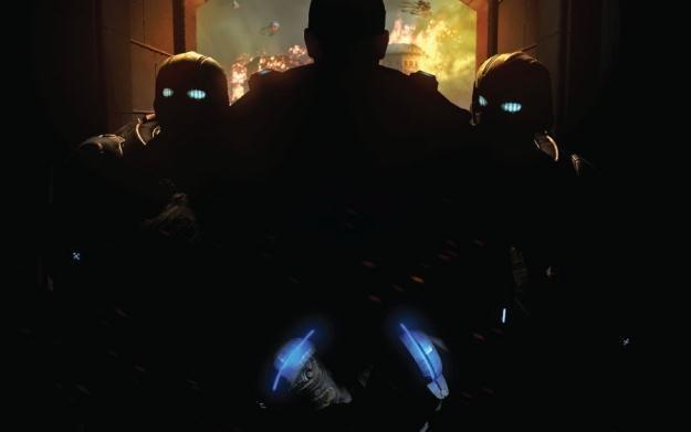 """Gears of War - fragment okładki nowego wydania magazynu """"Game Informer"""" /CDA"""
