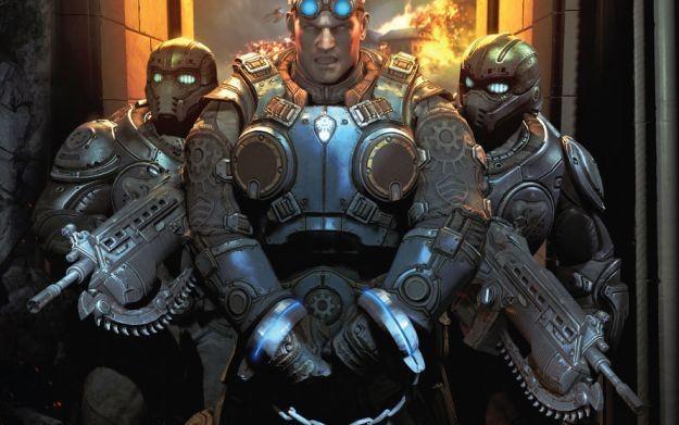 Gears of War: Judgement - motyw graficzny /CDA