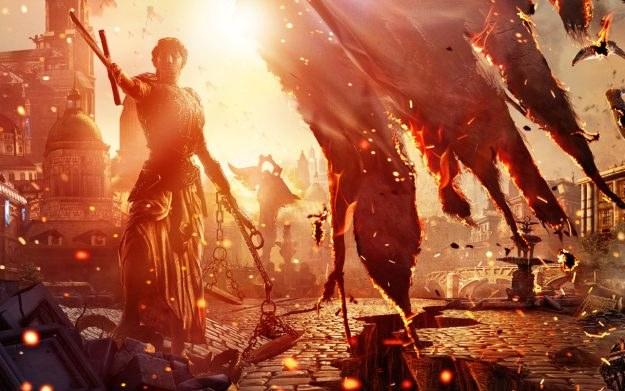 Gears of War: Judgment - motyw graficzny /materiały prasowe