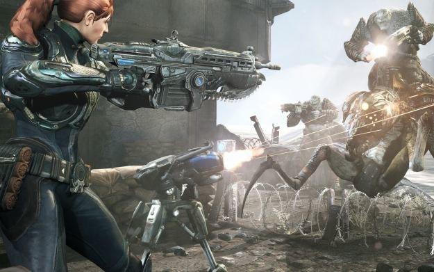 Gears of War /materiały prasowe