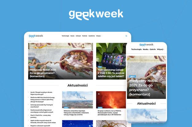 Geekweek /Interia.pl /INTERIA.PL