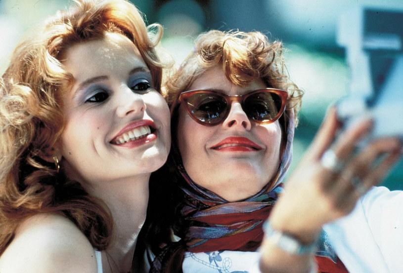 "Geena Davis i Susan Sarandon ""Thelma i Louise"" (1991) /MGM Studios /East News"
