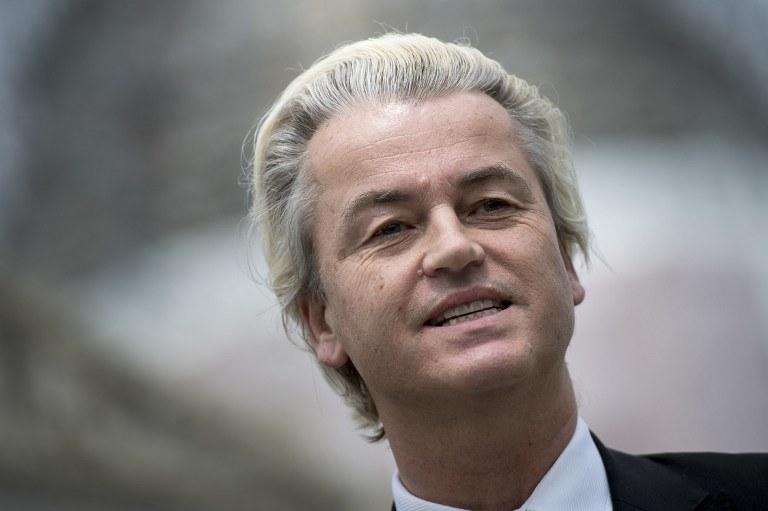 Geert Wilders /AFP