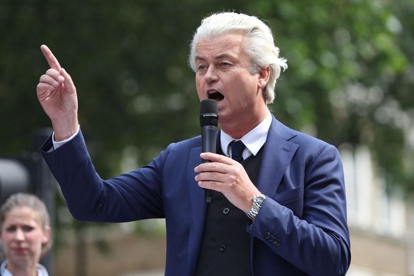 Geert Wilders /DANIEL LEAL-OLIVAS /East News