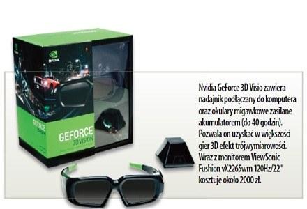 GeForce 3D Vision /materiały prasowe