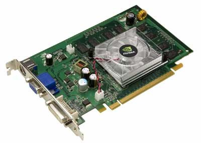 GeForce 8500 GT /nVidia - inf. prasowa