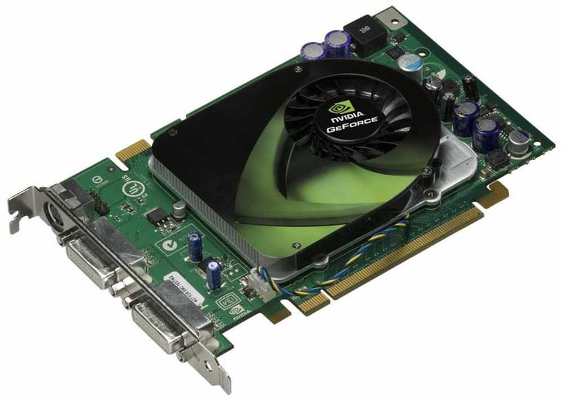GeForce 8600 GT /nVidia - inf. prasowa