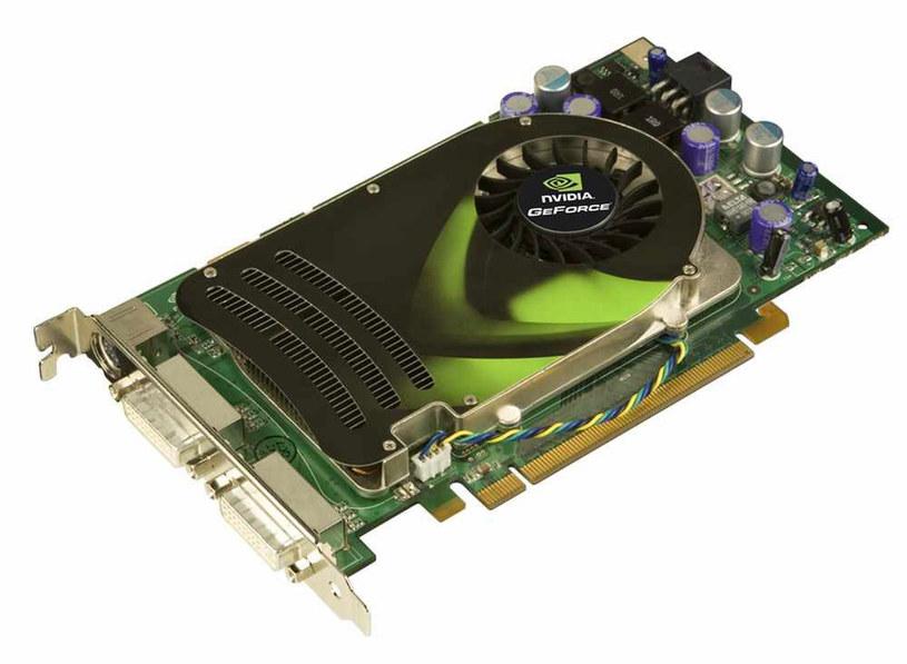 GeForce 8600 GTS /nVidia - inf. prasowa