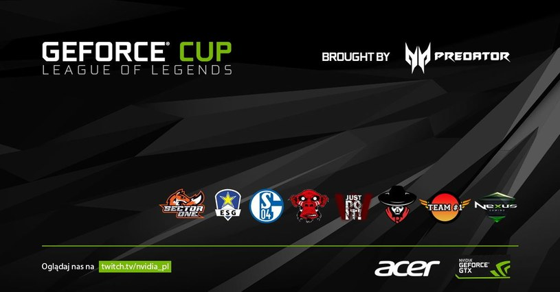 GeForce Cup /materiały prasowe