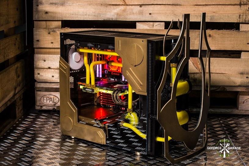 GeForce Garage: Komputer stworzony przez Polaków /materiały prasowe