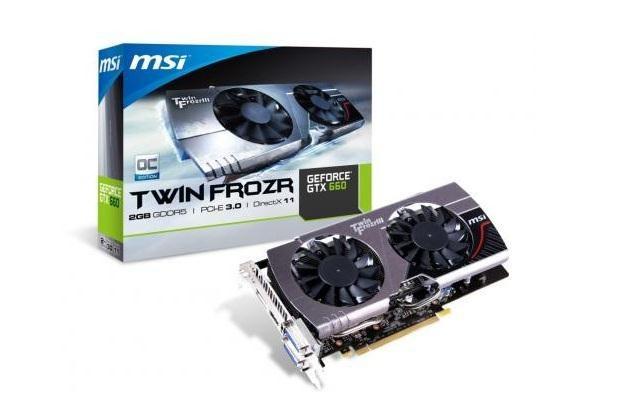 GeForce GTX 660 i GTX 650 /materiały prasowe