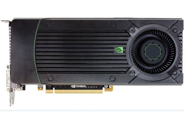 GeForce GTX 670 - zdjęcie karty /Informacja prasowa