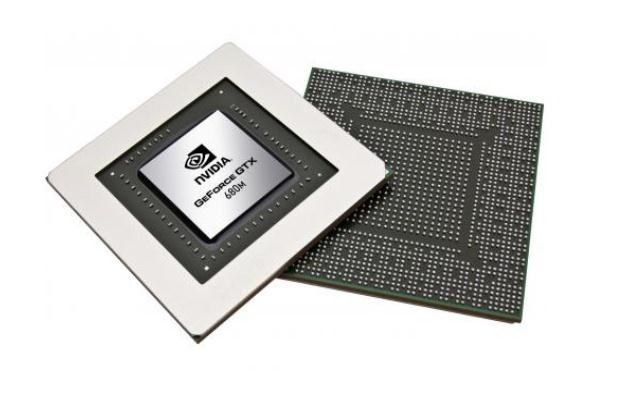 GeForce GTX 680M - NVIDIA twierdzi, że to najszybszy taki procesor /materiały prasowe
