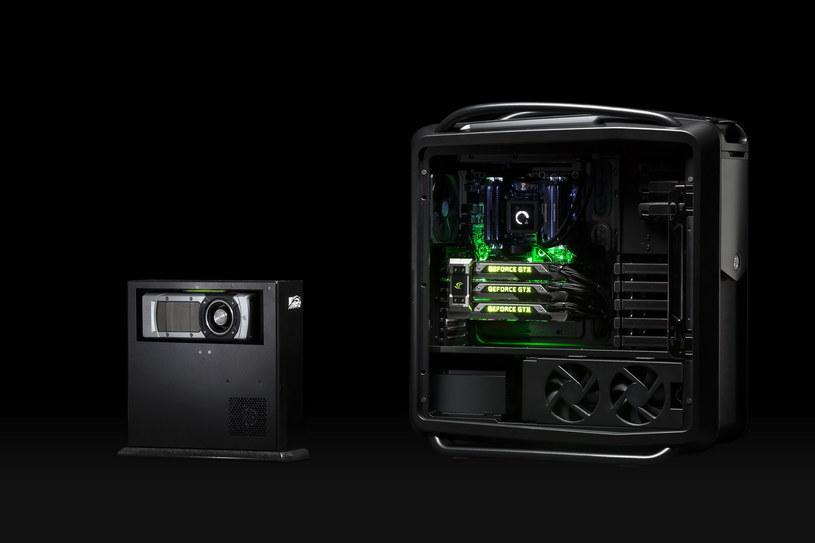 GeForce GTX TITAN - zarówno dla małych i jak i dużych komputerów /materiały prasowe