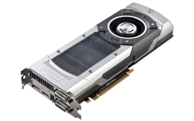 GeForce GTX Titan /materiały prasowe