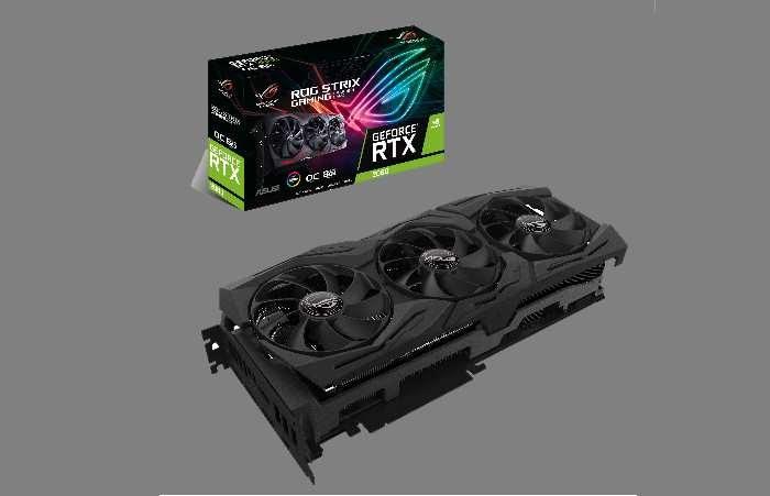 GeForce RTX 2080 Asusa /materiały prasowe