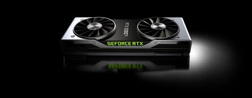GeForce RTX 2080 /materiały prasowe