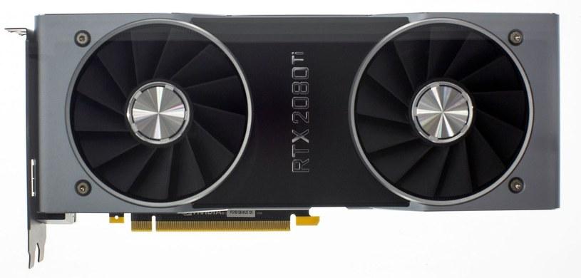 GeForce RTX 2080Ti /AFP
