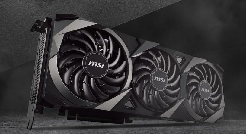 GeForce RTX 3070 VENTUS 3X OC /materiały prasowe