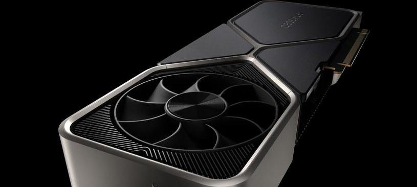 GeForce RTX 3080 /materiały prasowe